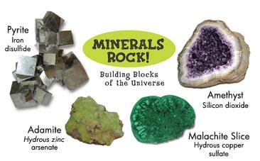 mineral essay