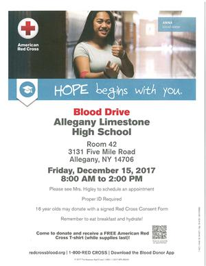 ACR Blood Drive
